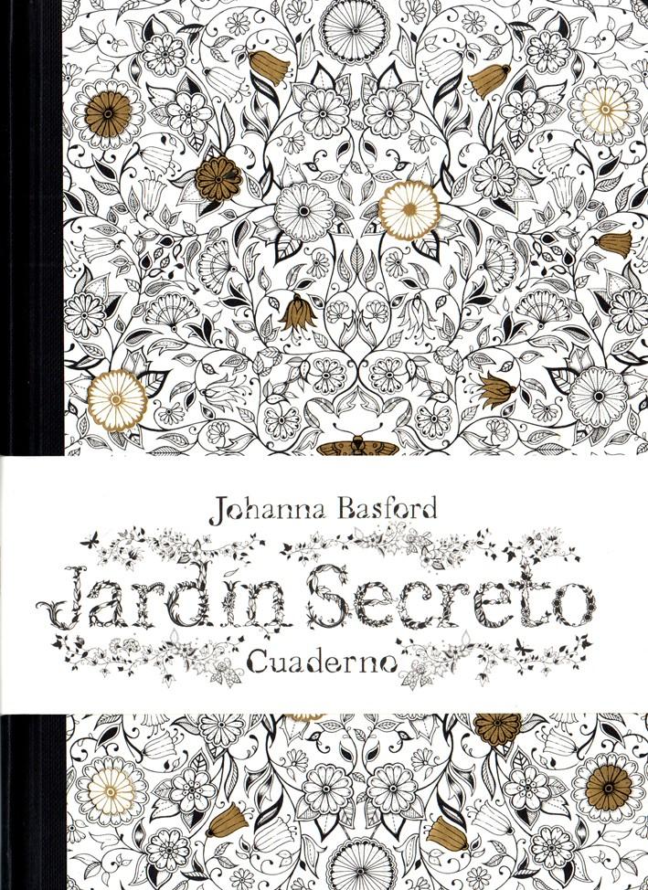 Jardín Secreto. Cuaderno