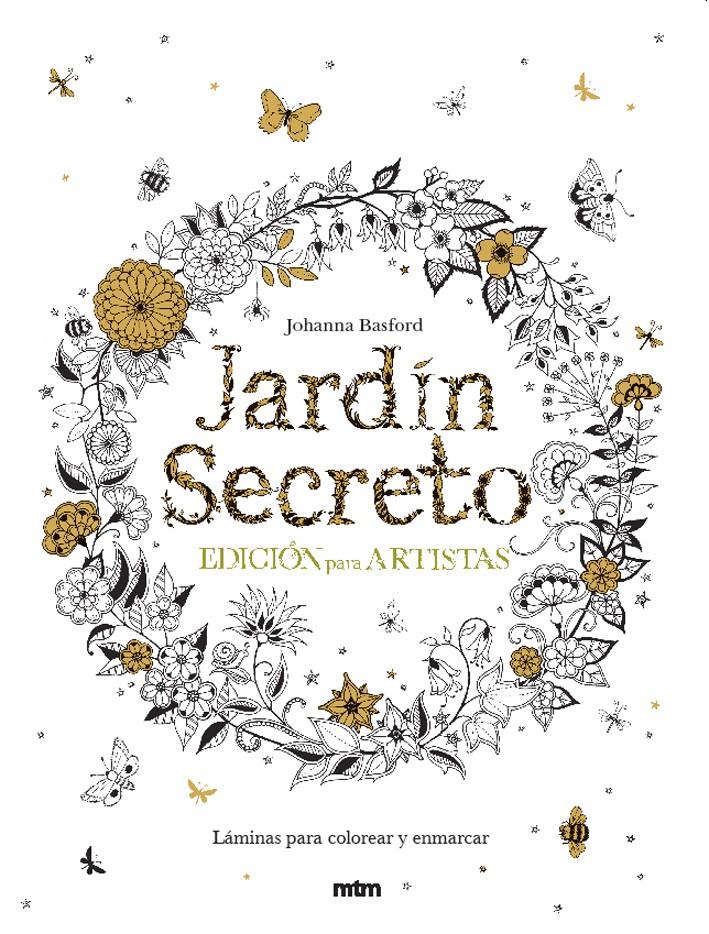 Jardín secreto. Edición para artistas