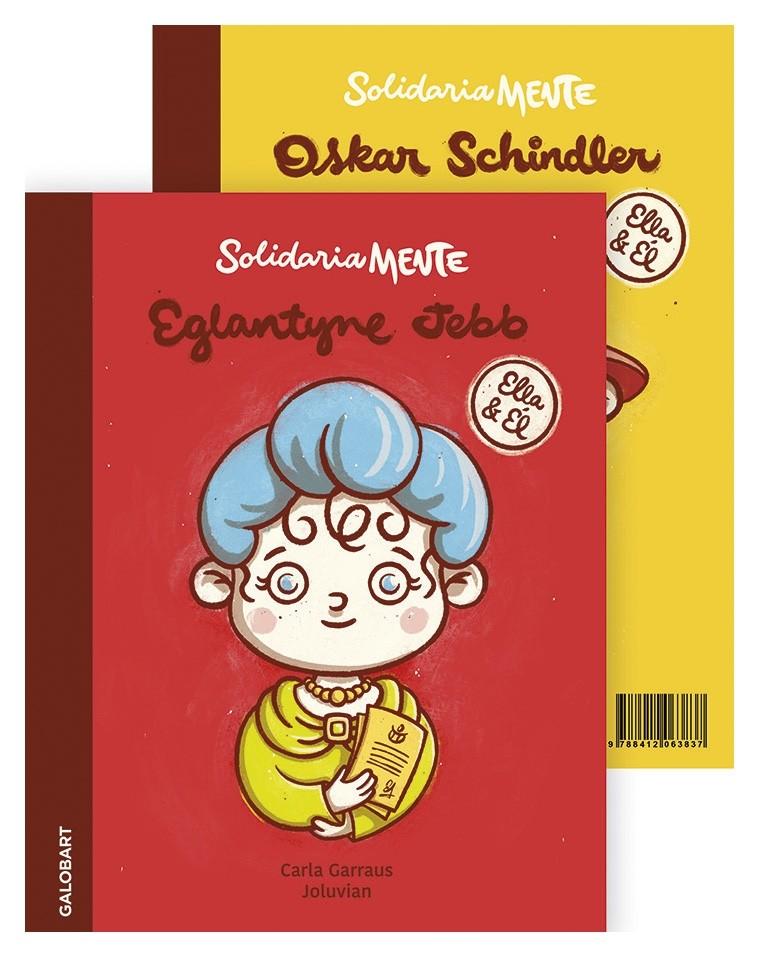 Eglantyne Jebb & Oskar Schindler