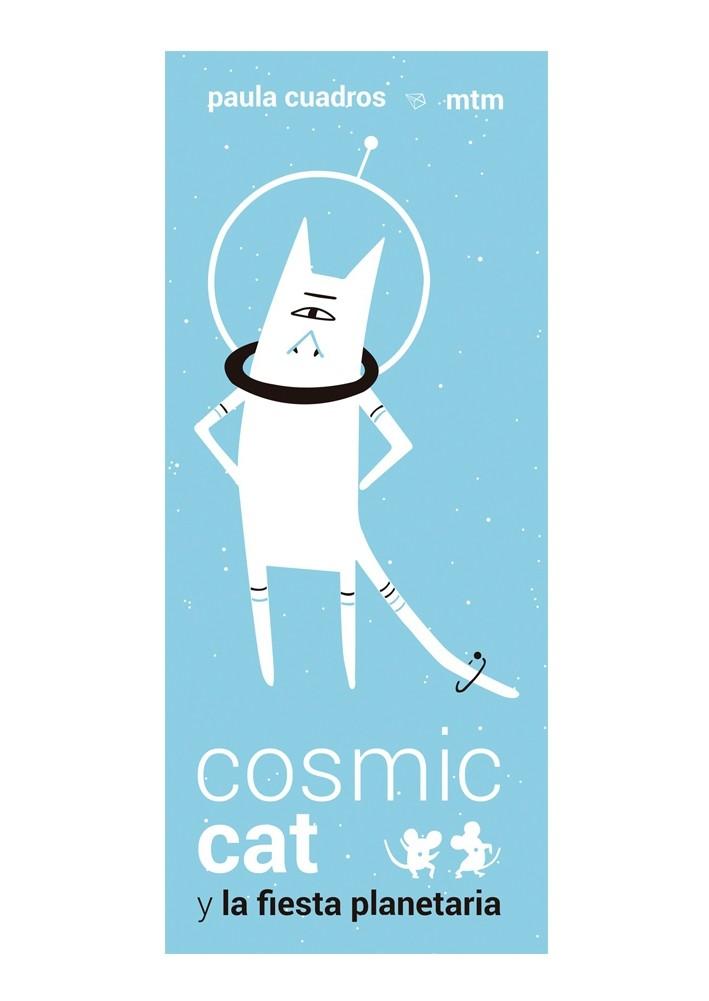 Cosmic cat y la fiesta planetaria