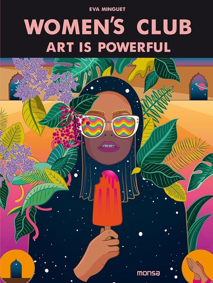 Women's Club. Art is Powerful