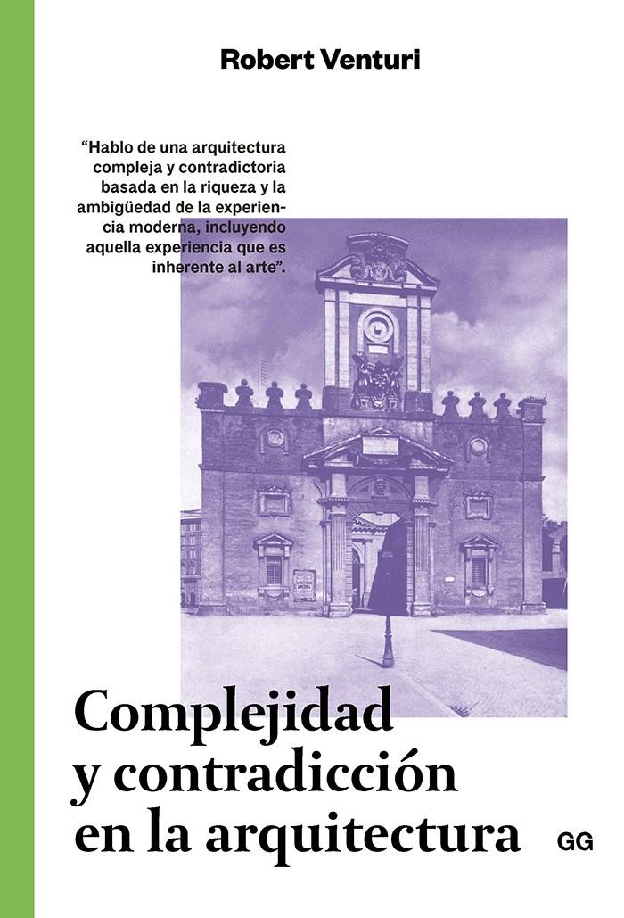 Complejidad y contradicción en arquitectura