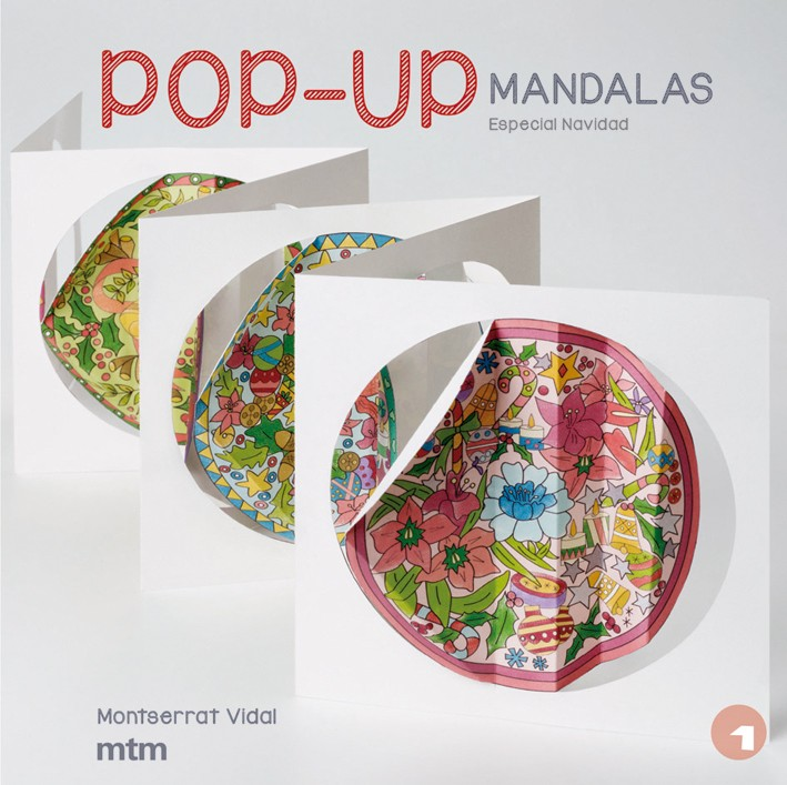 Pop-Up Mandalas, 1
