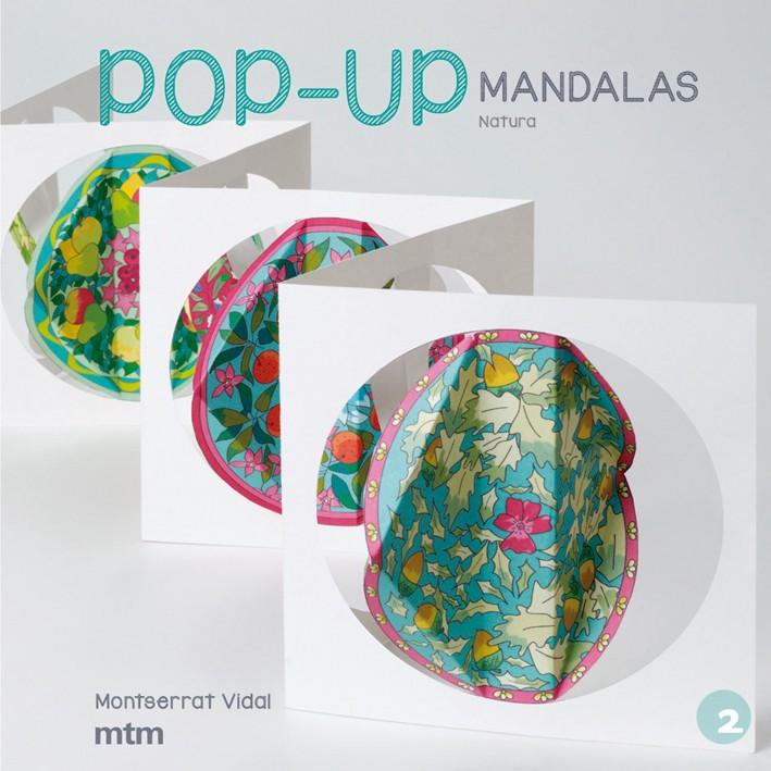 Pop-Up Mandalas, 2