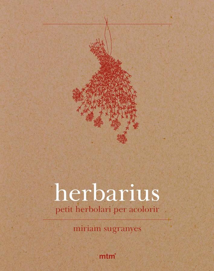 Herbarius. Petit herbolari per acolorir